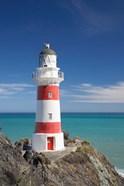 Historic Cape Palliser Lighthouse (1897), Wairarapa, North Island, New Zealand