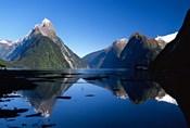 Mitre Peak & Milford Sound, Fiordland National Park, New Zealand