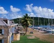 Copper and Lumber Store, Antigua, Caribbean