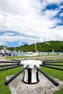 A Capstan, Nelson's Dockyard, Antigua, Caribbean
