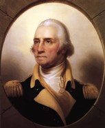 George Washington (digitally restored)
