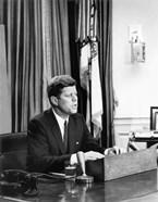 President John F Kenndy