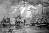 US Naval Ships during the Civil War