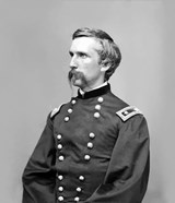 General Joshua Lawrence Chamberlain (left profile)