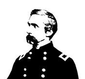 Joshua L Chamberlain, Vector Portrait