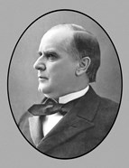 President William McKinley, Jr (side profile)