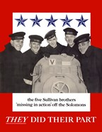 Sullivan Brothers - They Did Their Part