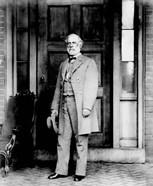 General Robert E Lee Standing