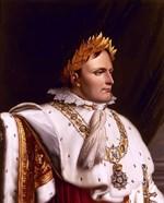 Napoleon Bonaparte (side profile)