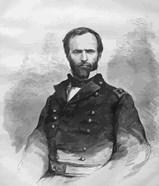Civil War General William Tecumseh Sherman