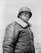 General George Smith Patton (close up)