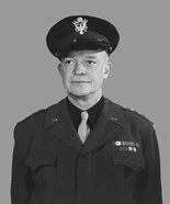 Supreme Commander Dwight D Eisenhower