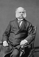 Civil War General Ambrose Everett Burnside