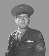 Gunnery Sergeant John Basilone