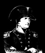 Napoleon Bonaparte in uniform
