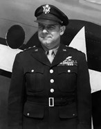 General James Harold Doolittle in uniform