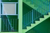 Hotel Staircase (horizontal), Rockley Beach, Barbados