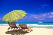 Beach Umbrella, Abaco, Bamahas