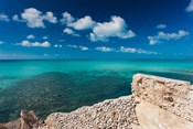 Bahamas, Eleuthera Island, Glass Window Bridge