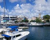 Careenage, Bridgetown, Barbados, Caribbean