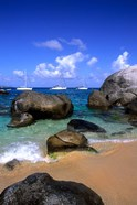 Baths of Virgin Gorda, British Virgin Islands, Caribbean
