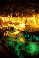 Famous Crystal Caves, Bermuda
