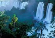 Iguacu National Park, Parana State, Iguacu Falls, Brazil