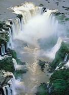 Igwacu Falls Thunders, Brazil