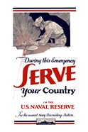 Serve Your Country - US Naval Reserve