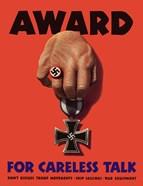 Award for Careless Talk