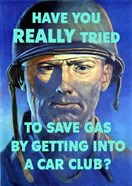 Save Gas - Car Club