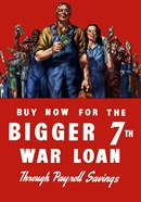 Buy Now for the Bigger 7th War Loan