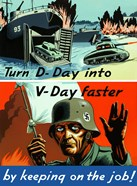 Turn D-Day to V-Day Faster