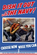 Dish it Out with the Navy!