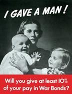 I Gave a Man!