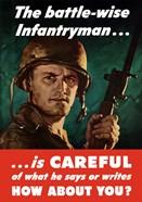 The Battle-Wise Infantryman