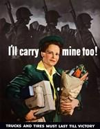 I'll Carry Mine Too