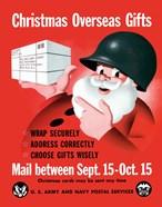 Christmas Overseas Gifts