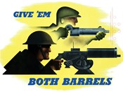 Give Em Both Barrels