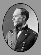 Union Civil War General William Tecumseh Sherman