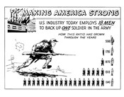 Making America Strong - 18 Men to Back One Soldier
