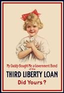 Third Liberty Loan Poster