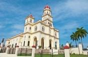 Santiago, Cuba, Basilica El Cabre, Church steeple