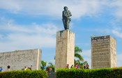 Statue and gravesite of Che Guevara, Santa Clara, Cuba