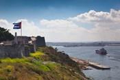 Cuba, Havana, La Cabana, Fortification