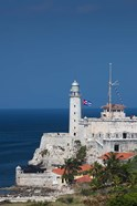 Cuba, Havana, Morro Castle, Fortification