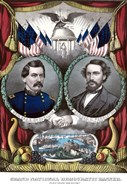 Democratic Campaign Poster