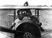 World War One pilot, Eddie Rickenbacker