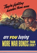 Are You Buying More War Bonds Than Ever?