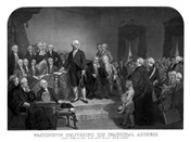 President George Washington' Inaugural Address